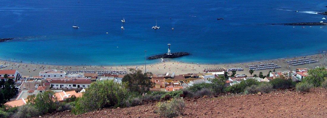 best beaches in Tenerife