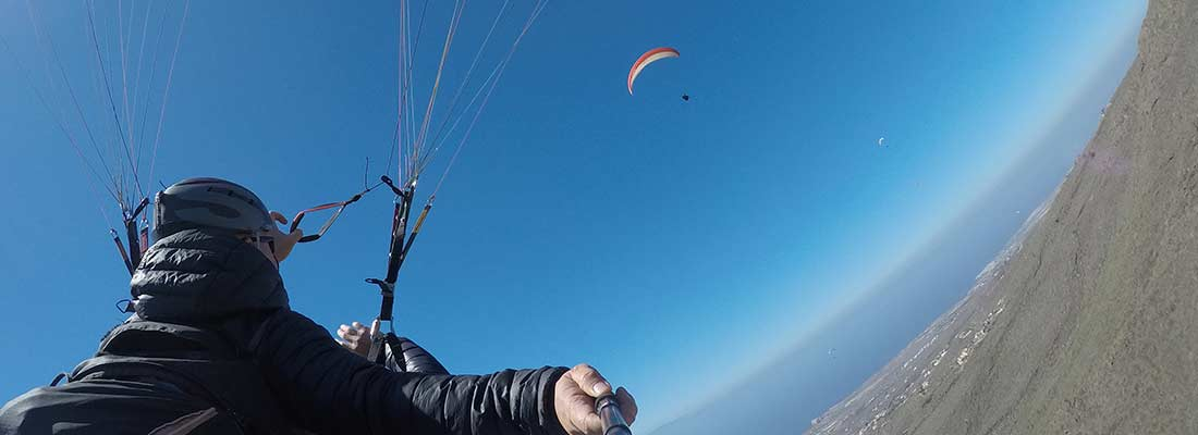 We tell what flight paragliding instruments you need.