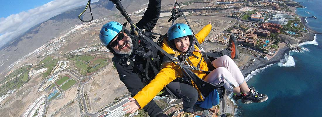 paragliding age
