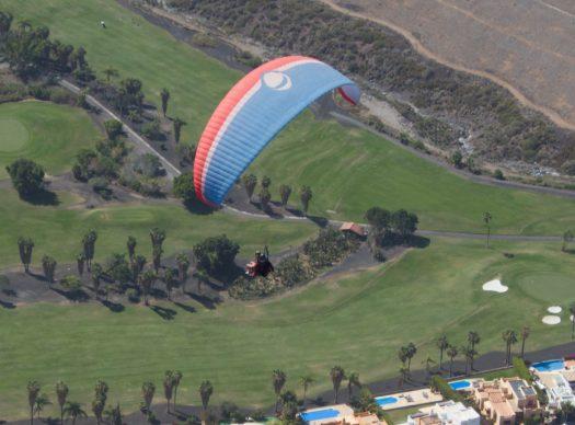 paraglider service