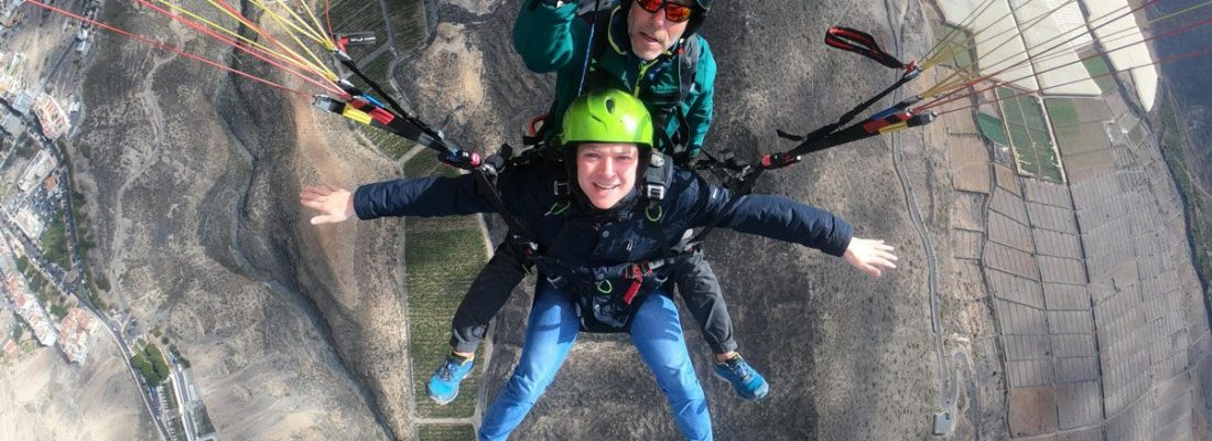 what-is-tandem-paragliding