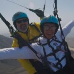 Discover here all about paragliding flights!