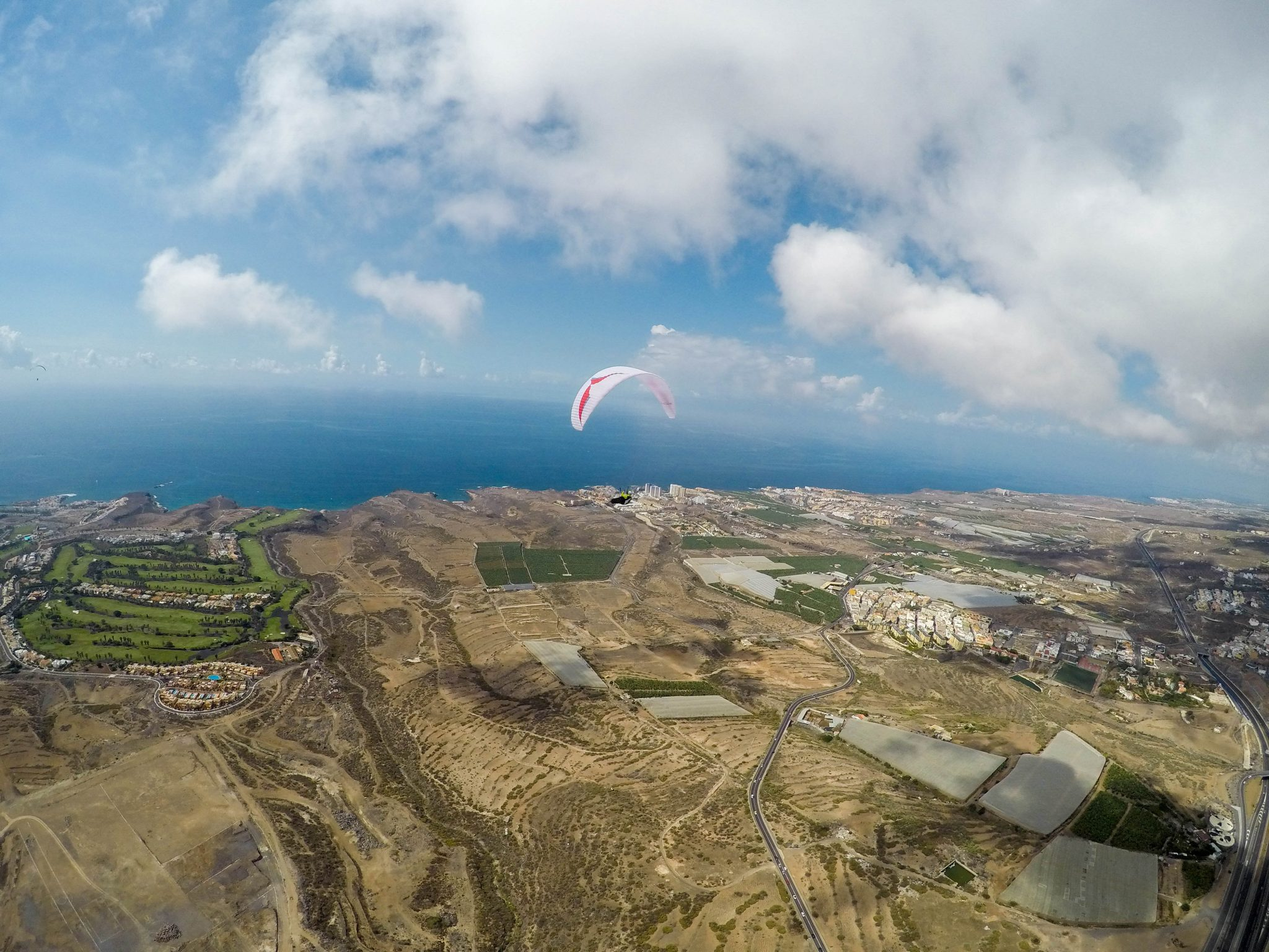 Paragliding for Couples