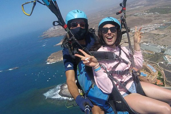paragliding cost