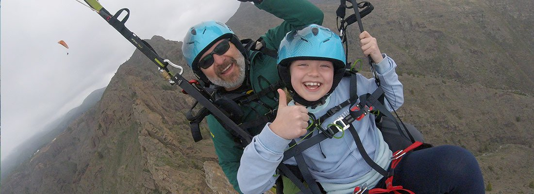 learn-to-paraglide