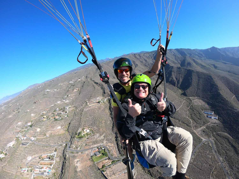 paragliding-information