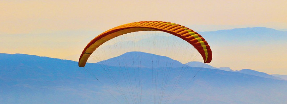 interesting things paragliding