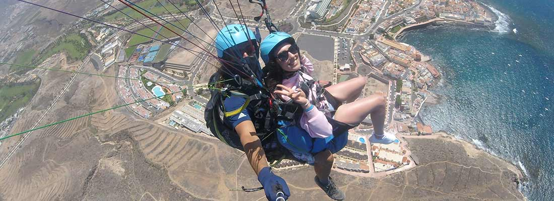 how much time paragliding takes