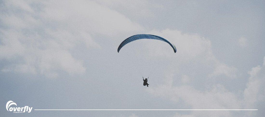 duration paragliding