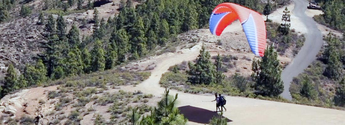 paragliding sites