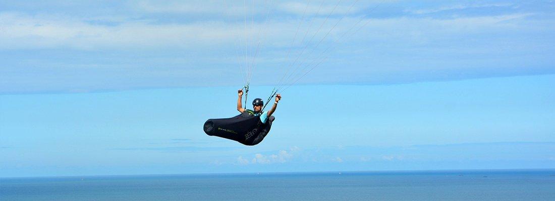 paragliding-training