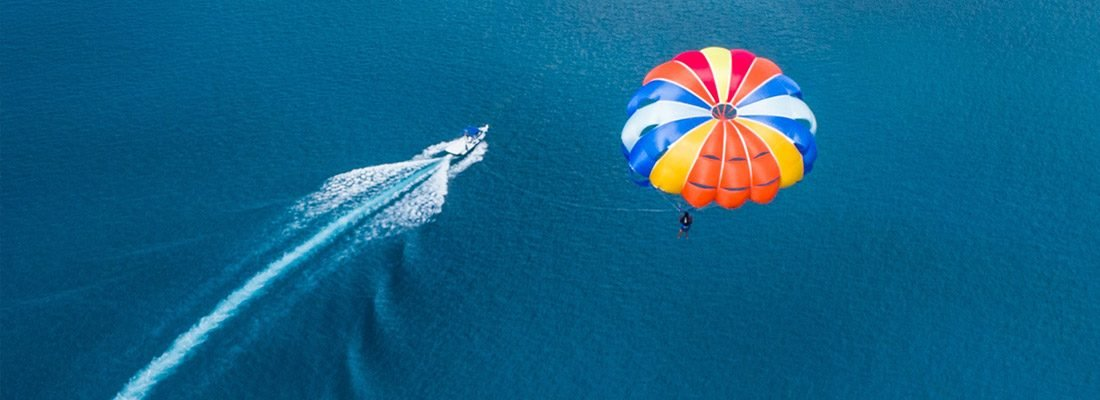 differences between parasailing and paragliding