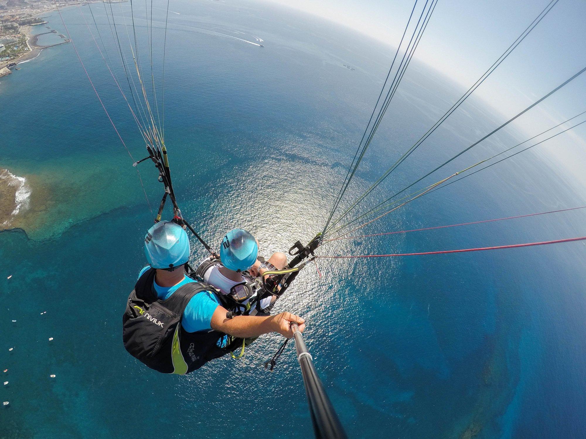 paragliding information