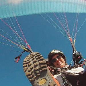 tandem paragliding in tenerife