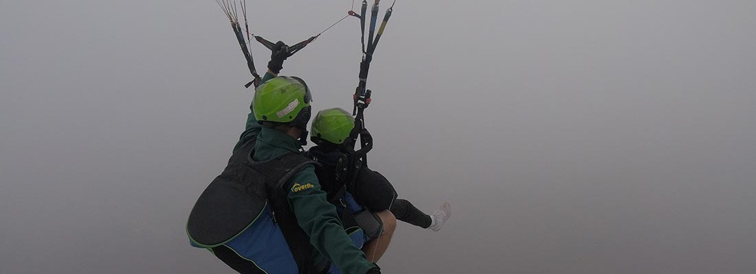 weather in paragliding